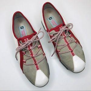 FootJoy Summer Series Women's Golf Shoes Cleats 7